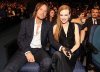 Nicole Kidman and Keith Urban at the 36th Peoples Choice Awards at Nokia Theatre on January 6th 2010 in Los Angeles 1