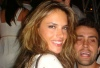 Alessandra Ambrosio picture from new year party on December 31st 2009 2