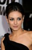 Mila Kunis was spotted at the premiere The Book of Eli on January 11th 2010 held at Graumans Chinese Theatre in Hollywood 4