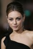 Mila Kunis was spotted at the premiere The Book of Eli on January 11th 2010 held at Graumans Chinese Theatre in Hollywood 1