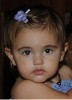 Alessandra Ambrosio recent picture of her daughter Anja Louise while vacationing in January 2010 4