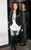 Kim Kardashian was spotted arriving at West Hollywood Beso on January 12th 2010 5
