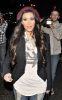 Kim Kardashian was spotted arriving at West Hollywood Beso on January 12th 2010 6
