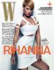 Rihanna photo shoot for February 2010 issue of W magazine 8