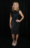 Maria Bello at the 9th Annual Diamond Fashion Show Preview at the Beverly Hills Hotel in California on January 14th 2010 wearing a black dress 1