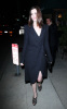 Anne Hathaway attends a cocktail party for A Single Man at La Dolce Vista on January 14th 2010 in Beverly Hills 1