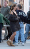 Cindy Crawford photo while on the set of a commercial shoot on January 13th 2010 in Miami Florida 2