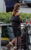Cindy Crawford photo while on the set of a commercial shoot on January 13th 2010 in Miami Florida 1