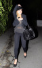 Lindsay Lohan spotted heading home at 4 AM in the morning on January 14th 2010 after attending a Hollywood Hills house party 3