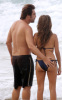 Penelope Cruz and Javier Bardem spotted together on January 6th 2010 on the beaches of Brazil 1