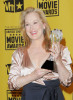 Meryl Streep with Best Actress award in the press room during the 15th annual Critics Choice Movie Awards on January 15th 2010 at the Hollywood Palladium 3