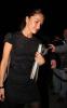 Minka Kelly arrives at the Critics Choice Awards afterparty at the Buffalo Club on January 16th 2010 in Santa Monica California