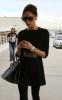 Victoria Beckham was spotted on January 16th 2010 heading into LAX Airport in Los Angeles California 4