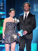 Ginnifer Goodwin and Josh Holloway speak during the Peoples Choice Awards 2010 held at Nokia Theatre LA on January 6th 2010 in California 2