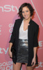 Jessica Stroup at the InStyles glitzy Golden Globes party on December 8th 2009 in Tinseltown West Hollywood 1