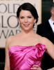 Lauren Graham arrives at the 67th Annual Golden Globe Awards held at The Beverly Hilton Hotel on January 17th 2010 in California 3