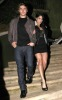 Vanessa Hudgens with Zac Efron at the Birthday party of Vanessa on December 14th 2009 which was held at East Restaurant in Los Angeles 4