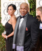 Mike Tyson attends the 67th Annual Golden Globe Awards held at The Beverly Hilton Hotel on January 17th 2010 in California