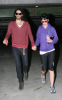 Katy Perry and  Russell Brand seen together as they arrive at the local Bed Bath and Beyond on January 19th 2010 in Hollywood 2
