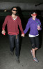 Katy Perry and  Russell Brand seen together as they arrive at the local Bed Bath and Beyond on January 19th 2010 in Hollywood 4