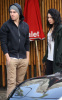 Vanessa Hudgens seen together with Zac Efron on January 19th 2010 infront of Katsuya 2