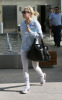 Ashley Tisdale photo as she leaves the gym on January 11th 2010 in West Hollywood 3