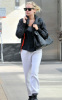 Ashley Tisdale spotted getting out of her Gym on January 4th 2010 in West Hollywood 2