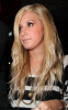 Ashley Tisdale arrives at the East Restaurant and Lounge Bar on December 14th 2009 for Venessa birthday in Hollywood 5