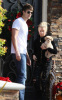 Ashley Tisdale photo on December 19th 2009 while shopping with her boyfriend Scott Speer 3