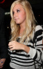 Ashley Tisdale arrives at the East Restaurant and Lounge Bar on December 14th 2009 for Venessa birthday in Hollywood 1