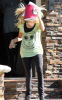 Ashley Tisdale picture while visiting a friend on January 5th 2010 in Los Angeles 3