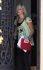 Ashley Tisdale picture while visiting a friend on January 5th 2010 in Los Angeles 4