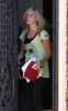 Ashley Tisdale picture while visiting a friend on January 5th 2010 in Los Angeles 2