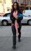 JoJo was spotted on January 20th 2010 while walking around New York City 2