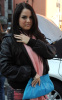 JoJo was spotted on January 20th 2010 while walking around New York City 3