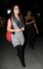 JoJo arrives for a night out on October 23rd 2009 at Hyde nightclub in Los Angeles 2