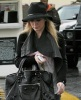 Hilary Duff spotted walking the streets of Brentwood on January 20th 2010 as she makes her way to a medical building 3