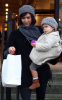 Jessica Alba and her daughter Honor Marie went out shopping on January 20th 2019 while it was raining in Los Angeles 5
