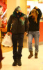 Leonardo DiCaprio and Bar Refaeli go shopping together on January 20th 2010 in Los Angeles 2