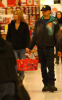 Leonardo DiCaprio and Bar Refaeli go shopping together on January 20th 2010 in Los Angeles 4