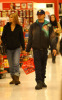 Leonardo DiCaprio and Bar Refaeli go shopping together on January 20th 2010 in Los Angeles 5
