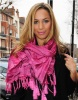 Leona Lewis seen arriving at BBC Radio Ones Live Lounge on January 21st 2010 in Maida Vale 5