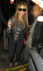 Beyonce and her husband Jay Z seen together after the Hope For Haiti show held at The Hospital venue in Covent Garden on January 22nd 2010 in London 2
