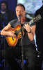 Sting performs on stage at the Hope for Haiti telethon in on January 22nd New York City 3