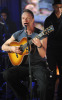 Sting performs on stage at the Hope for Haiti telethon in on January 22nd New York City 1