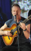 Sting performs on stage at the Hope for Haiti telethon in on January 22nd New York City 4