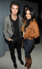 Kevin Jonas and Vanessa Hudgens pose backstage during the Hope For Haiti Now held at CBS Television City January 22nd 2010 in Los Angeles 2