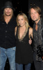 Keith Urban with Sheryl Crow and Kid Rock at the Hope For Haiti Now telethon  held at CBS Television City January 22nd 2010 in Los Angeles