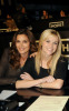 Reese Witherspoon with Cindy Crawford at the Hope For Haiti Now telethon  held at CBS Television City January 22nd 2010 in Los Angeles
