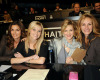 Reese Witherspoon, Cindy Crawford, Julia Roberts and Drew Barrymore at the Hope For Haiti Now telethon  held at CBS Television City January 22nd 2010 in Los Angeles